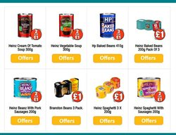 Pasta offers in the Poundland catalogue in Leicester