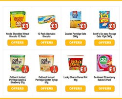 Desserts offers in the Poundland catalogue in London