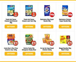 Cheese offers in the Poundland catalogue in London
