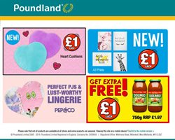 Storage offers in the Poundland catalogue in Bootle (Cumbria)