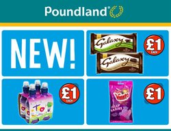 Poundland offers in the London catalogue