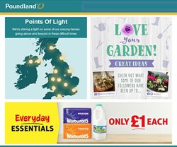 Poundland catalogue in Leeds ( 3 days left )