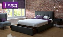 Bensons for Beds offers in the Glasgow catalogue