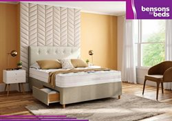 Bensons for Beds offers in the Basingstoke catalogue