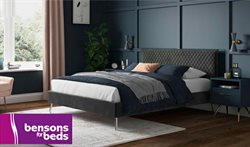 Bensons for Beds catalogue ( Expired )