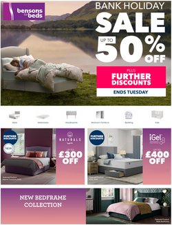 Home & Furniture offers in the Bensons for Beds catalogue ( 8 days left)
