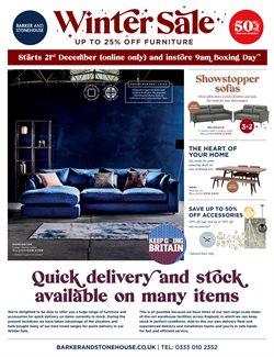 Barker & Stonehouse catalogue ( Expires today )
