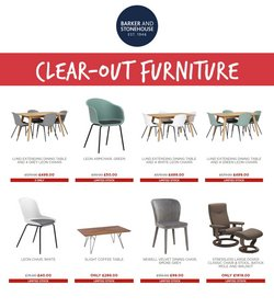 Barker & Stonehouse catalogue ( 2 days left )