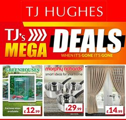 TJ Hughes catalogue in Coventry ( 3 days left )