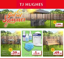 TJ Hughes catalogue in Walsall ( 11 days left )