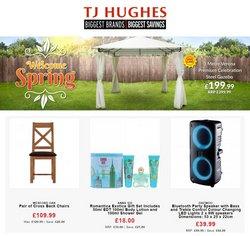 TJ Hughes catalogue ( Expired )