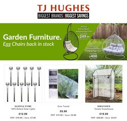 TJ Hughes catalogue ( Expires tomorrow )