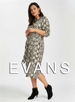 Evans offers in the Manchester catalogue