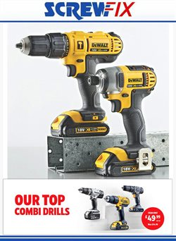 Garden & DIY offers in the Screwfix catalogue in Worthing