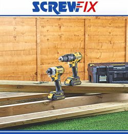 Garden & DIY offers in the Screwfix catalogue in Stafford