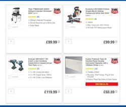 Garden offers in the Screwfix catalogue in Liverpool