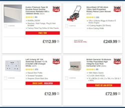 Garden offers in the Screwfix catalogue in London
