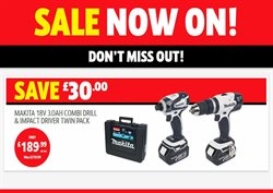 Garden & DIY offers in the Screwfix catalogue in Coventry ( 5 days left )
