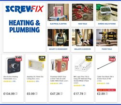 Garden & DIY offers in the Screwfix catalogue in Bournemouth ( More than a month )