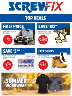 Screwfix catalogue ( Expires tomorrow )
