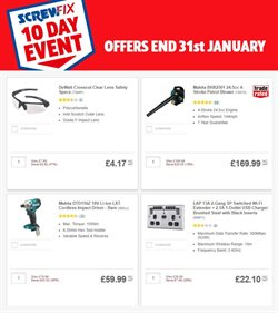 Screwfix catalogue ( 1 day ago )