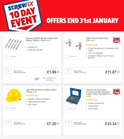Offers of Games in Screwfix