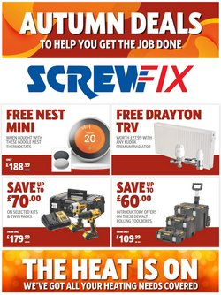 Screwfix offers in the Screwfix catalogue ( 2 days left)