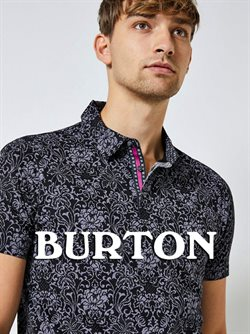 Burton offers in the Leicester catalogue