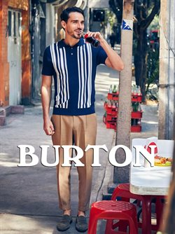 Burton catalogue in Wakefield ( 27 days left )