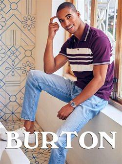 Burton catalogue Palace Exchange in Enfield ( 5 days left )