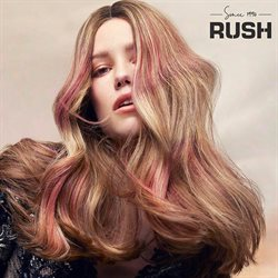 Rush Hair catalogue in London ( More than a month )