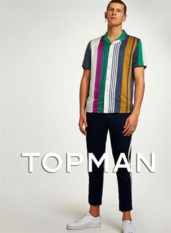 Topman offers in the London catalogue