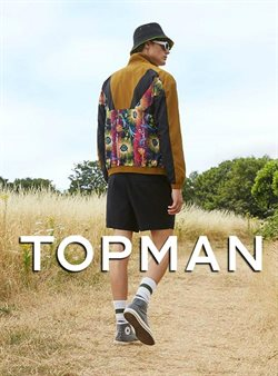 Topman offers in the Leicester catalogue