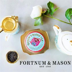 Fortnum & Mason offers in the London catalogue