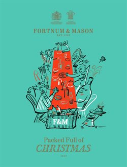 Department Stores offers in the Fortnum & Mason catalogue in Bury ( 10 days left )