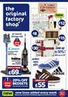 The Original Factory Shop catalogue ( 7 days left )