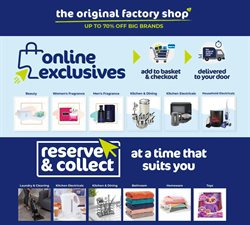 The Original Factory Shop catalogue ( Expires today )