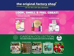 The Original Factory Shop catalogue in Brighton ( Expired )