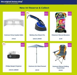 Philips offers in the The Original Factory Shop catalogue ( 9 days left)