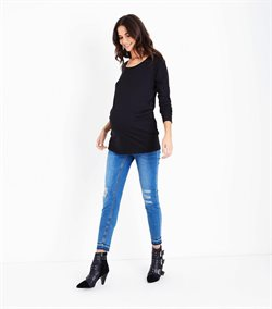 Maternity clothes offers in the New Look catalogue in London
