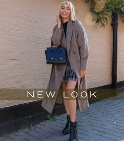 Clothes, Shoes & Accessories offers in the New Look catalogue in Belfast ( 10 days left )