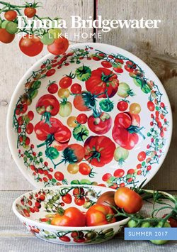 Emma Bridgewater offers in the London catalogue