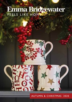 Home & Furniture offers in the Emma Bridgewater catalogue in Glasgow ( More than a month )
