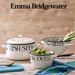 Emma Bridgewater catalogue ( 15 days left )