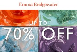 Emma Bridgewater offers in the Emma Bridgewater catalogue ( 8 days left)