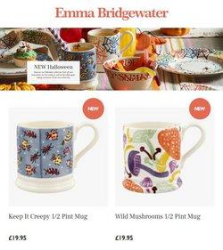 Emma Bridgewater offers in the Emma Bridgewater catalogue ( 11 days left)
