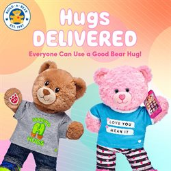 Build a Bear catalogue ( More than a month )