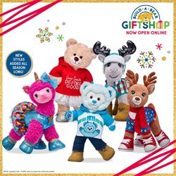 Toys & Babies offers in the Build a Bear catalogue in Solihull ( More than a month )