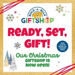 Build a Bear offers in the Build a Bear catalogue ( 1 day ago)