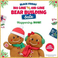 Build a Bear coupon in Brighton ( Expires today )